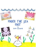 Under the Sea Pre-K-3rd Grade Thematic Unit