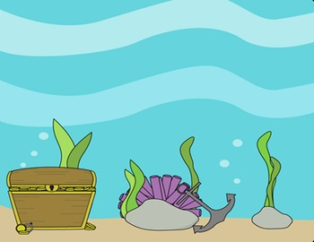Prepositions: Under the Sea