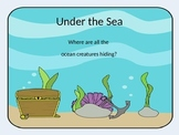Under the Sea Prepositions - Functional Communication