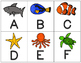 Under the Sea Preschool Practice {Letters and Numbers}