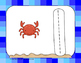Under the Sea Race to Trace Numbers 1 to 20 (Common Core)
