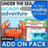 Under the Sea Reading ADD ON PACK