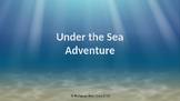 Under the Sea Reading Smart Board Game: Grade 4: Level 4