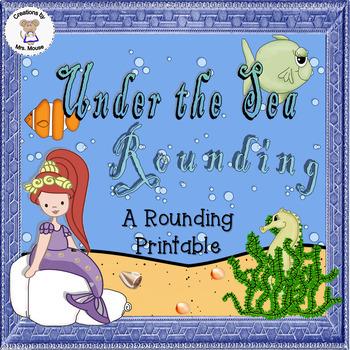Math- Rounding - Under the Sea