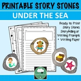 Under the Sea STORY STONES Story Prompts Creative Writing Prompts