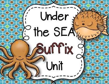 Under the Sea SUFFIX Unit (a mini unit)