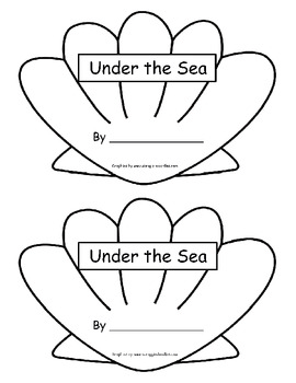 Sea Shape Book