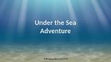 Under the Sea Smart Board Reading: Grade 6, Unit 6