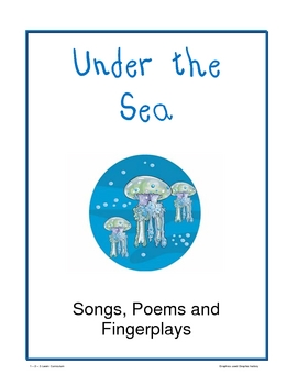 Under the Sea Songs - Poems and Fingerplays