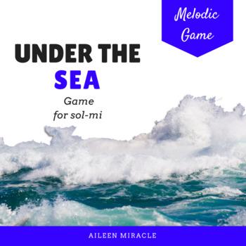 Under the Sea Stick-to-Staff Activities {Sol-Mi}