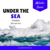 Under the Sea Stick-to-Staff Freebie {Sol-Mi}