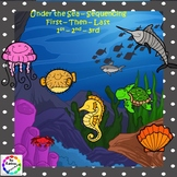 Under the Sea -  Story Sequencing