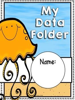 Under the Sea Student Data Binder