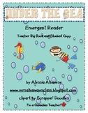 Under the Sea - Teacher Big Book and Emergent Reader {FREEBIE}