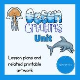 Under the Sea Theme Unit