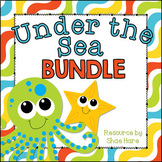 Under the Sea Themed Classroom Decor BUNDLE [Back to School]
