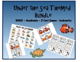 Under the Sea Themed Game Bundle
