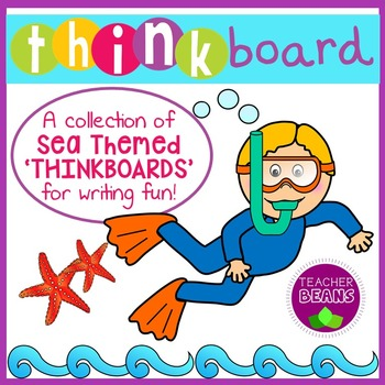 Under the Sea 'Thinkboards'