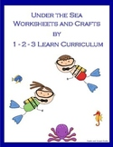 Under the Sea Worksheets