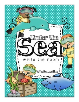 Under the Sea: Write the Room