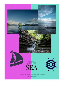 Under the Sea: a creative writing journey