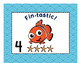 Under the Sea: behavior clip chart, welcome, desk name pla
