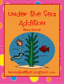 Under the Sea with Addition K.OA.A.1
