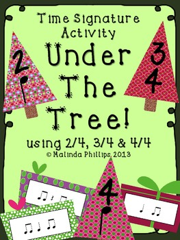 Under the Tree: Time Signature Activity for the Kodaly or