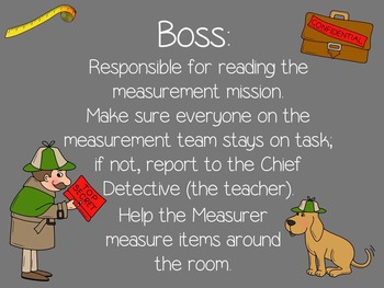 Undercover Measurement Agents {Measurement Activity}