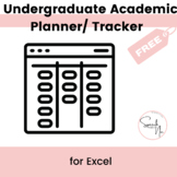 Undergraduate Academic Planner/ Tracker
