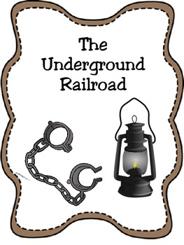 Underground Railroad Bundle
