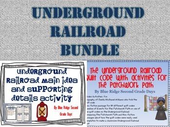 Underground Railroad Bundle