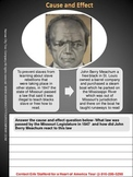 Underground Railroad Cause and Effect Black History African American History