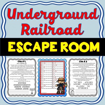 Escape Room For English Classroom