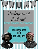 Underground Railroad: From Slavery to Freedom Language Arts Unit