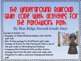 Underground Railroad Quilt Codes Nonfiction Stories & The