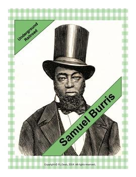 Underground Railroad Samuel Burris