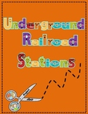 Underground Railroad Stations