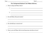 Underground Railroad: The William Still Story Movie Guides