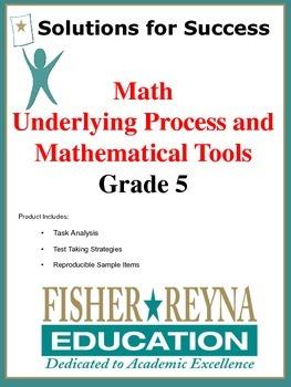 Underlying Process and Mathematical Tools, Grade 5 Math