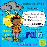 SNEAK PEEK! Underneath My Big Umbrella: Ensemble Experienc