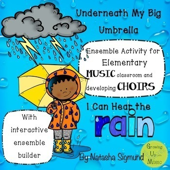 Underneath My Big Umbrella: Ensemble Experience for Young Musicians