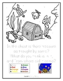 FREE DOWNLOAD Undersea Ocean Drawing - Color by Numbers an