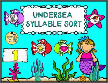 Undersea Syllable Sort