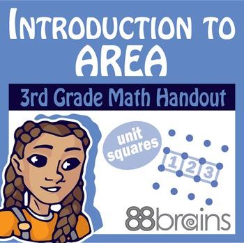 Understand Area pgs. 1 & 2 (Common Core)
