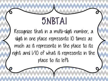 Understand Place Value Bingo Game PowerPoint with Blank Bingo Cards 5.NBT.A.1