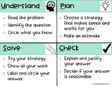 Understand Plan Solve Check UPS Check Problem Solving