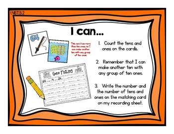 Understand Tens and Ones {Common Core Math Resources}