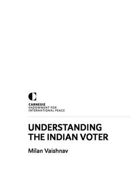 Understand the Indian Voter