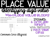 Understanding 3 Digit Numbers with Place Value